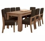 """Comedor """"Dubai"""" 8 sillas"""