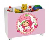 """Caja de juguetes """"Frutillita"""""""