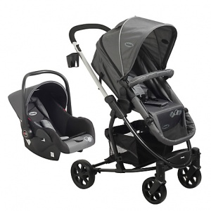 Coche Alfa travel system