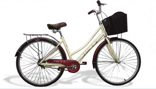 Bicicleta KETT de paseo