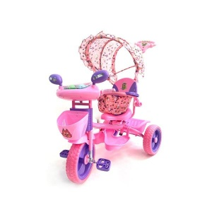 Triciclo con capota