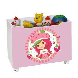 Caja de juguetes Frutillita