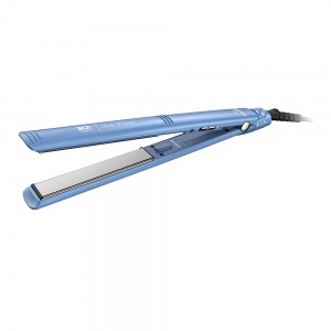 Plancha Pelo GA.MA 3D blue Titanium